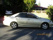 2003 Toyota Camry ACV36R Sportivo Gold 4 Speed Automatic Sedan Beenleigh Logan Area Preview