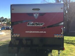 2017 JB Caravans GATOR CENTREDOOR Caravan