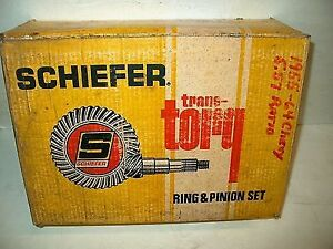 Chevy 8.2 ring and pinion 5.57 ratio NIB other posi gears also