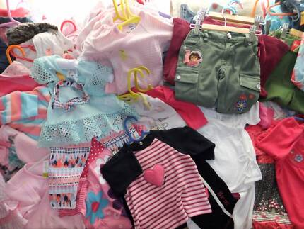 Girls clothing NB-2 yrs