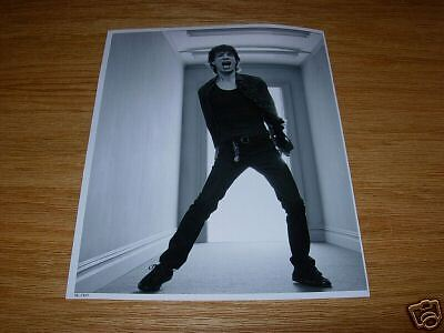 Rolling Stones Mick Jagger Promo 8x10 Concert Photo #2
