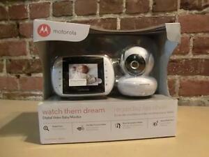 Caméra de surveillance pour enfant-bébé Motorola MBP33s (i013062)
