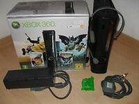 XBOX 360 ELITE (BIG BUNDLE)