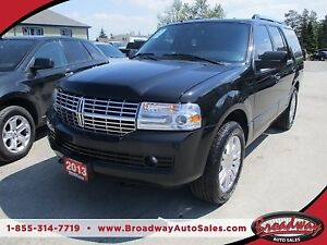 2013 Lincoln Navigator LOADED LIMITED EDITION 7 PASSENGER 5.4L -