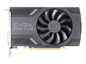 EVGA GeForce GTX 1060 SC