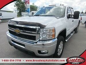 2013 Chevrolet Silverado 3500 DURAMAX DIESEL WORK READY LT MODEL