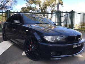 BMW 320Ci M Sport, e46, 2dr, Black, Auto, Facelift, Xenon, LED Shellharbour Shellharbour Area Preview