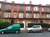 Traditional 1 bedroom 1st Floor Flat Percy street Ibrox Avail 22nd February 17