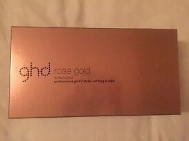Rose gold hair style brand new