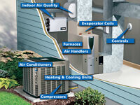 Heating and Cooling repaire or installation service