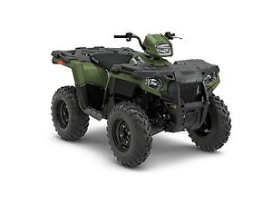 2018 Polaris Sportsman 570 Sage Green