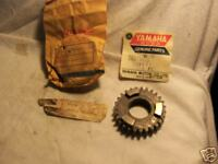 NOS Yamaha Throttle Cable YDS2 1849