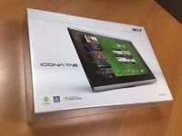Acer ICONIA TAB A500 ED Tablet /10INC SCREEN / WEB CAM / 32GB /BLUETOOTH / WIFI /HDMI /CASH OR SWAPS