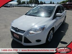 2014 Ford Focus POWER EQUIPPED SE EDITION 5 PASSENGER 2.0L - DOH