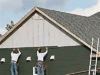 Repair Or New /Siding/Fascia/Soffit/Carpentry/Insured