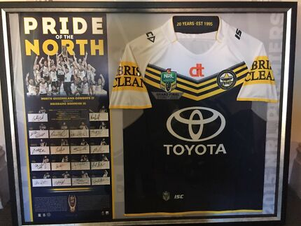 North Queensland Cowboys 2015 NRL PREMIERS pride of the north