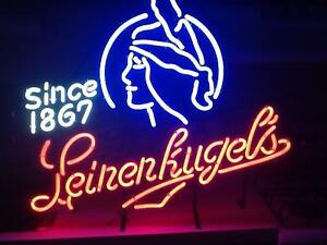 Leinenkugels neon sign