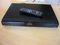 Panasonic DMR-EX77 DVD Recorder 160GB Hard Drive HD Recorder, Freeview/HDMI