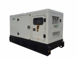 110kVA Genelite OzPower+ Silenced Diesel Generator Salisbury Brisbane South West Preview