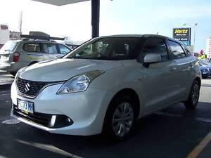 2016 Suzuki Baleno Hatchback - Automatic Hobart CBD Hobart City Preview