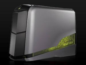 Alienware Aurora R4 i7 Gaming Rig Liquid Cooling