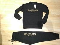 balmain tracksuit