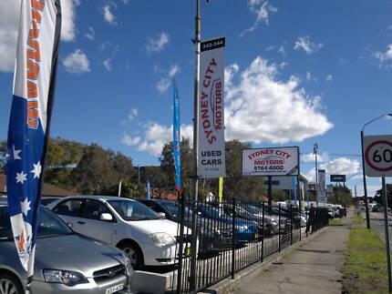Sydney City Motors