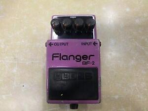 Pédale de guitare Boss Flanger BF-2 (i013487)