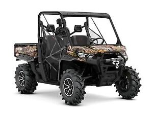 2018 Can-Am Defender X mr HD10 Mossy Oak Break-Up Country Camo