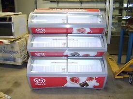 Walls 3 tier freezer