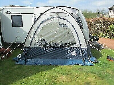 Sunncamp scenic plus Fr (large) caravan porch awning with ...