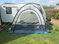 Sunncamp scenic plus Fr (large) caravan porch awning with extra pegs £70 ovno
