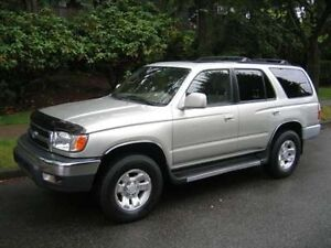 Wanted! 2000-2003 Toyota 4Runner Limited