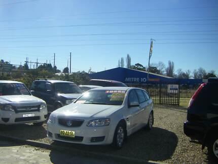 2012 Holden Commodore Omega Sports Wagon VE Series II 3.0 V6 Auto