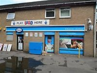 TO LET ESTABLISHED CONVENIENCE STORE NEWSAGENT OFF SALES