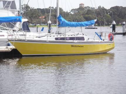 Van De Stadt 30 for sail