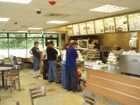 Subway Artist, supervisors, managers wanted, f/t or p\t, full training provided
