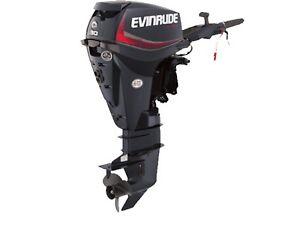 2017 Evinrude Evinrude E-Tec 30 HP E30DRG