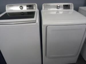 117 - NEUF - NEW  Samsung Top Load Laveuse Sécheuse Washer Dryer NEUF - NEW