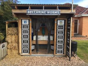 Bellarine Worms - Bait & Burley, Firewood & Mini Garden Supplies