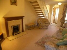 North Abingdon-Two Bedroom Furnished House