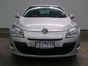 2011 Renault Megane III B32 Privilege Silver 6 Speed Constant Variable Hatchback