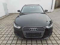 LHD AUDI A4 2012 AUTOMATIC 2.0 BLACK 5 DOORS_FROM GERMANY_EXCELLENT CONDITION