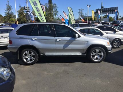 BMW X5 diesel 2003 model low kms