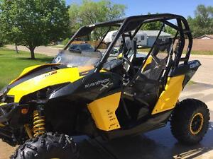 2013 Can Am Maverick XRS 1000R Side by side