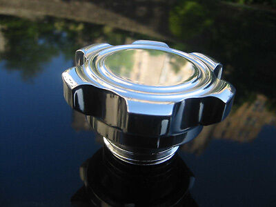 MG MGTF TF ROVER K,T SERIES SOLID ALLOY OIL CAP EXTREMELY RARE, LIMITED