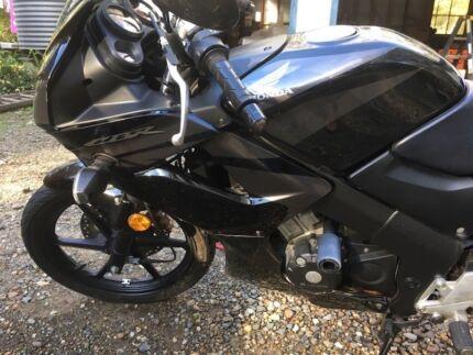 2008 Honda CBR125R Road Bike