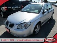 2010 Pontiac G5 'SPORTY' WELL EQUIPPED 5-SPEED MANUAL 5 PASSENGE