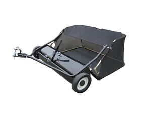 """48"""" Tow Behind Lawn Sweeper"""