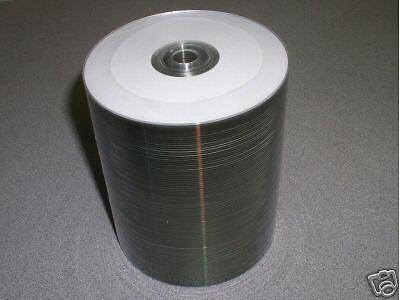 500 LDBPRO DUPLICATION  WHITE INKJET PRINTABLE CD-R, A GRADE, 700MB, 52X